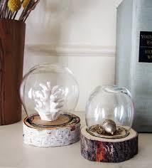 Log Vases Amazing Diy Log Ideas