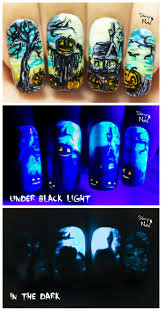 235 best nail art halloween images on pinterest halloween nail