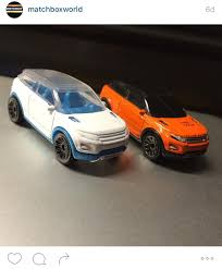 land rover matchbox the new matchbox range rover evoque looks great u2026 u2013 the lamley group