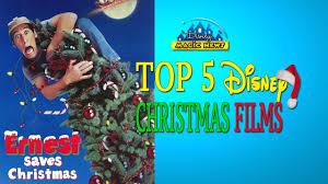 top 5 disney christmas films youtube