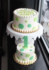 1st Birthday Cake First Birthday Cake And Smash Cake
