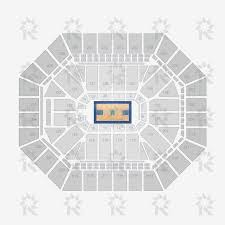 oracle arena unmapped floor seating charts