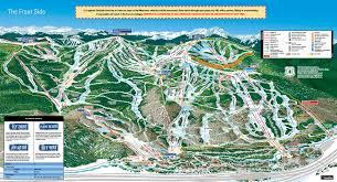 New Mexico Ski Resorts Map ski resort