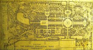 chicago zoo map brookfield zoo history