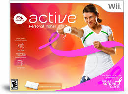 amazon com ea sports active susan g komen breast cancer