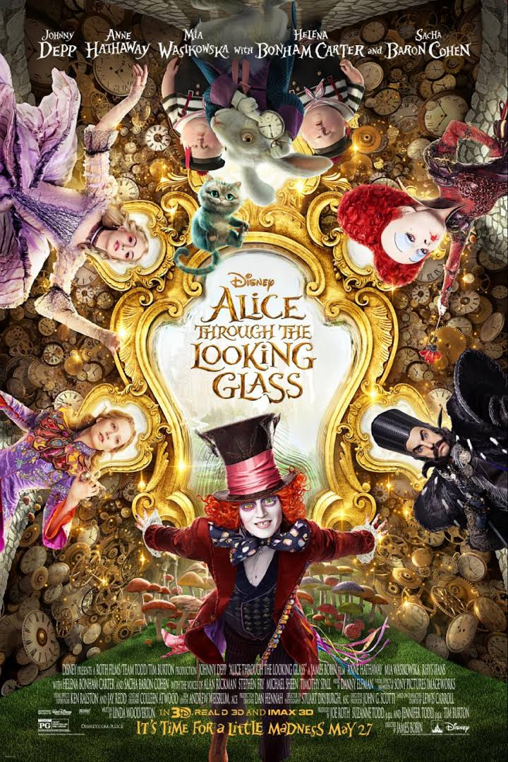 Alice in Wonderland 2 Full Movie Download 2016 BluRay