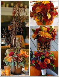 b e blog fall wedding flowers