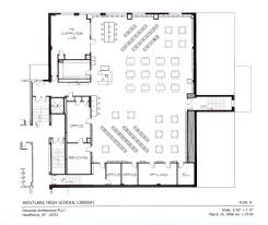 Floor Plan For Classroom by Longo Schools Library Shelving