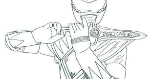 power rangers coloring pages kids gekimoe u2022 68795