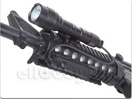 Streamlight Pistol Light Streamlight Protac Rail Mount 2 Fixed Mount Long Gun Light 625 Lm