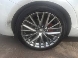 lexus is250 front tires ma 2014 lexus is250 300 oem wheels with or w o tires no tps