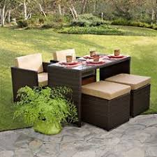 winning patio table and chairs for small spaces decorating