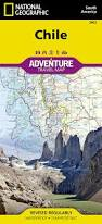 Ups Shipping Map Chile National Geographic Adventure Map National Geographic