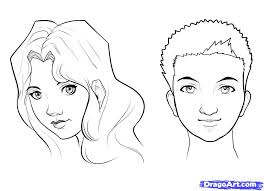 draw a beautiful face step by step drawing art u0026 skethes