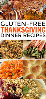 gluten free thanksgiving dinner recipes this s