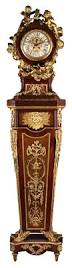 french louis xv style ormolu grandfather clock vandm com tick