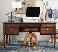 Writing Desk Accessories by Best 80 Pottery Barn Office Inspiration Of Printer U0027s Writing Desk