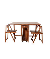 hometown compact 4 seater folding dining buy hometown compact 4