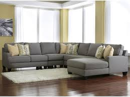 Right Sectional Sofa Signature Design By Chamberly Alloy Modern 5