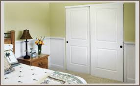 Panel Closet Doors 2 Panel Bypass Closet Doors Modern Closet Sacramento By