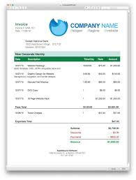 invoices it support invoice template sponsorship cards free