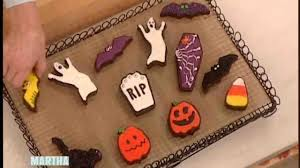 video festive halloween brownies martha stewart