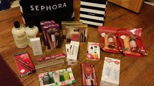 sephora thanksgiving sale huge black friday haul everydaylivingnyc