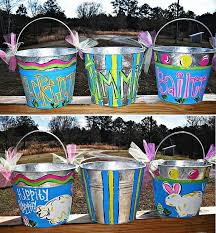 easter pails 27 best easter pails images on painted easter