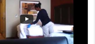 femme de chambre hotel une femme de ménage prise en flagrant délit dans une chambre d hôtel