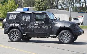 2018 jeep wrangler confirmed 2018 jeep wrangler to have manual transmission option