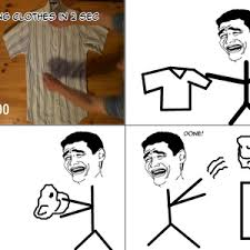 Folding Laundry Meme - folding clothes in 2 sec by donttakemyusername meme center