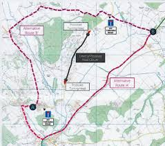 Sas Route Map by Furious Residents Take On Sas Over Plans To Close Off Road To