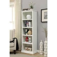 home decorators bookcase amazon com home decorators collection amelia white open bookcase