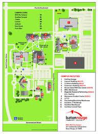 Baton Rouge Zip Code Map Baton Rouge Mid City Brcc
