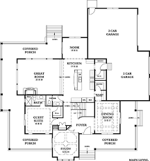 house plans with butlers pantry the country manor level floorplan the best laid plans
