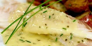lemon beurre blanc recipe whole fish baked in a salt crust with chive beurre blanc recipes