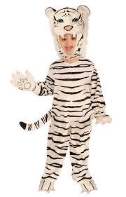 tiger toddler halloween costume amazon com forum novelties plush white tiger child costume