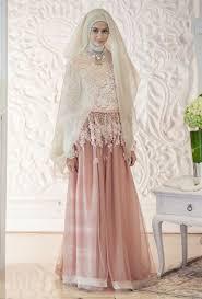Baju Muslim Brokat trend baju muslim brokat model gaun pesta terbaru 2017 2018