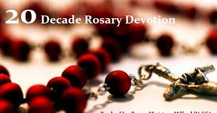 20 decade rosary of by rosarymanjim 20 decade rosary devotion