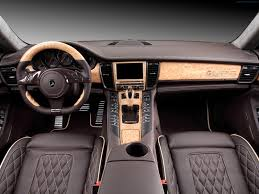 porsche panamera interior 2012 topcar porsche panamera stingray gtr orange interior 1