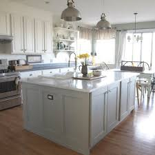 Painting Kitchen Cabinets With Annie Sloan Amazing Chalk Painting Kitchen Cabinets Home Designs