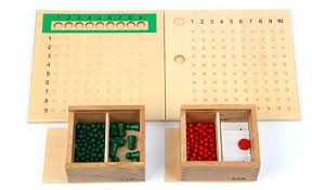 baby toys 2 in 1 kid advance montessori division and