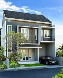 design interior rumah petak rumah konsep minimalis type 70 dua lantai desain tipe rumah