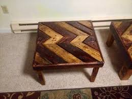 Free Simple End Table Plans by Woodwork Diy End Table Pallet Plans Pdf Download Free Diy Camp