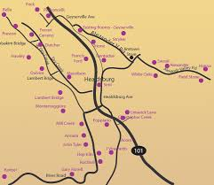 paso robles winery map healdsburg wine map