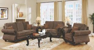 Light Brown Living Room Phaedra Light Brown Living Room Set From Coaster Coleman Furniture