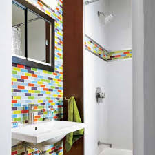 colorful bathroom ideas colorful bathroom ideas home design ideas and pictures