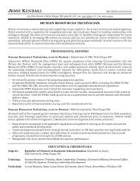 hr resume entry level human resources resume no experience resource manager
