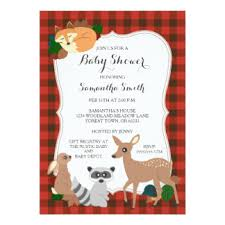 Baby Woodland Animals Baby Shower - woodland creatures baby shower gifts on zazzle