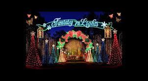 fantasy of lights 5k holiday fantasy of lights south florida finds